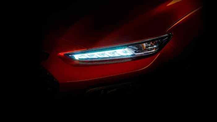Hyundai назвал новый кроссовер Kona