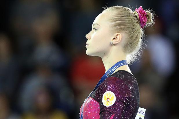 Сборную России по спортивной гимнастике оценили по высшему разряду