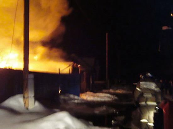 В Томской области из-за короткого замыкания сгорел 100-летний костел