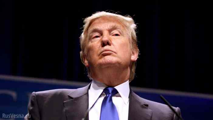 Белый дом прокомментировал информацию о «сговоре Трампа с Россией»