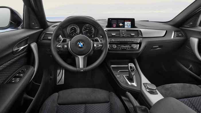 BMW представила обновлённые хэтчбеки 1 Series