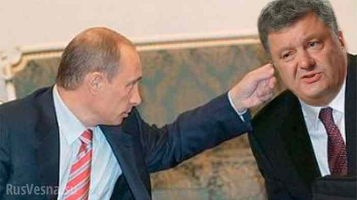 Путин: Киев должен выполнить Минские соглашения