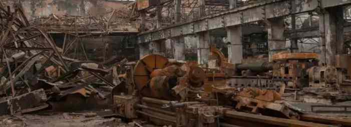 Вслед за легкой промышленностью на Украине умирает машиностроение
