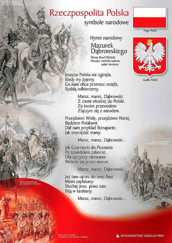 На телеканале Порошенко озвучили новое требование к Польше: Убрать из гимна антиукраинские строки
