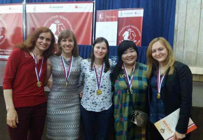 В Киеве истерика — украинские шахматисты поехали в Россию на чемпионат и имели «наглость» там победить