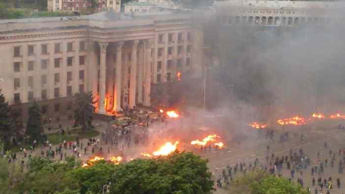 Хорошо живётся русскому на Украине