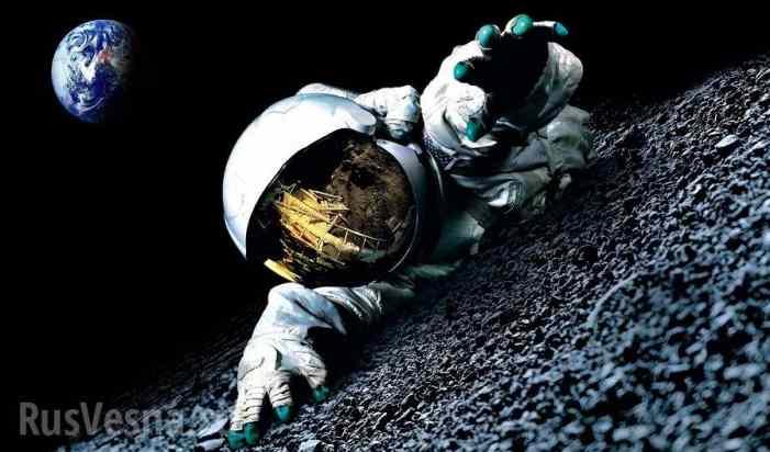 Из-за неисправности кабеля скафандра американским астронавтам пришлось делить системы жизнеобеспечения (+ВИДЕО)