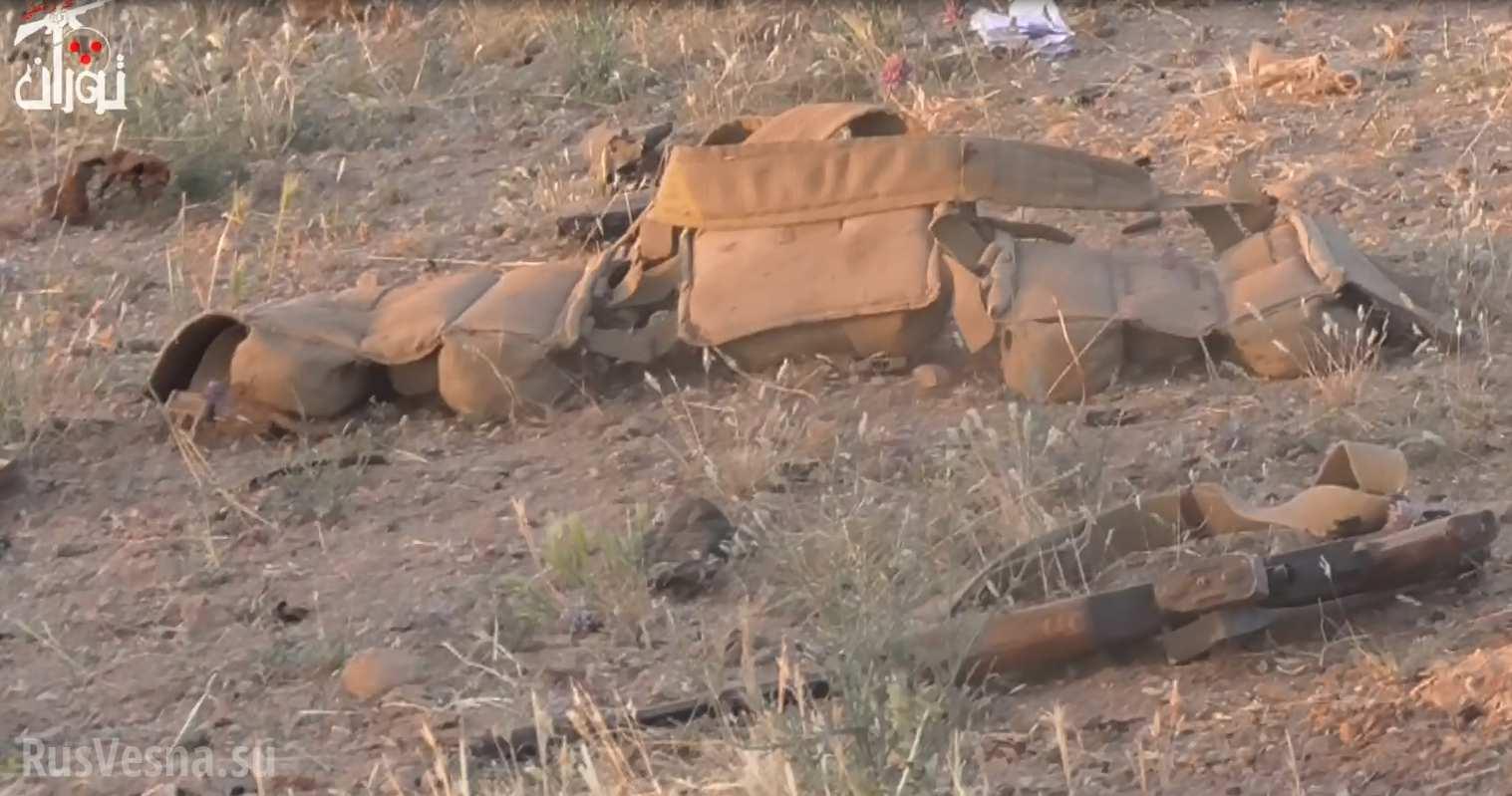Кошмар ИГИЛ: «Спецназ из СССР» безжалостно уничтожил группу боевиков у Пальмиры (ВИДЕО, ФОТО 18+)