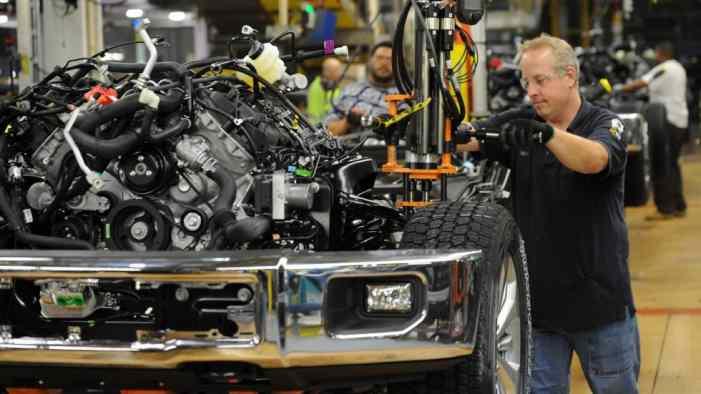 Ford сократит расходы увольнением десятой части рабочих