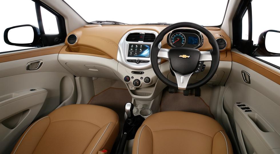 Chevrolet запустит в серию бюджетный седан Essentia