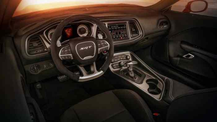 «Демонический» Dodge получил ценник
