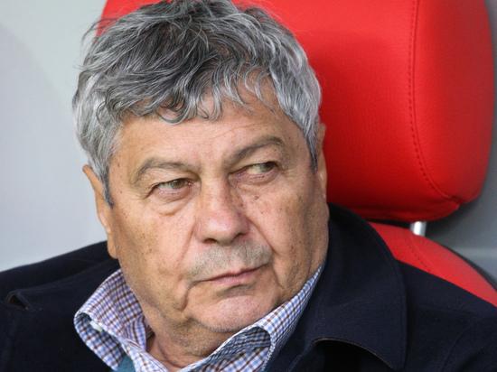 «Зенит» отправил в отставку главного тренера команды Луческу