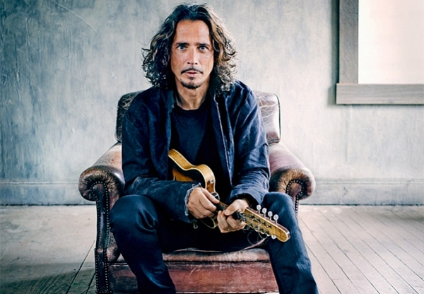 Умер лидер Soundgarden Chris Cornell