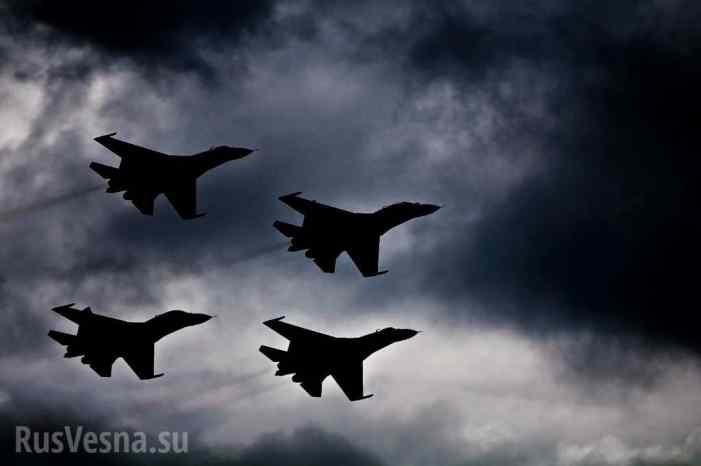 ВКС РФ и Армия Сирии наносят удары по обороне ИГИЛ перед крупным наступлением в Хаме (ФОТО)