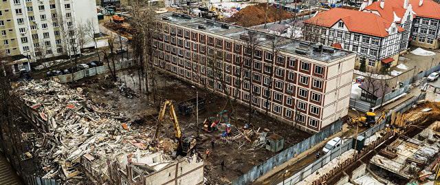 Две трети жителей московских пятиэтажек поддерживают реновацию