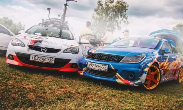 Летом в Подмосковье пройдет крупнейший фестиваль тюнинга