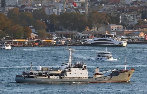 Разведывательный корабль Черноморского флота погиб в последнем рейсе перед списанием