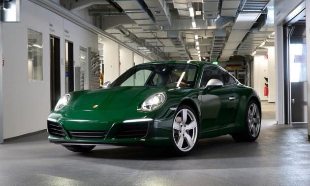 Porsche 911 разменял миллион