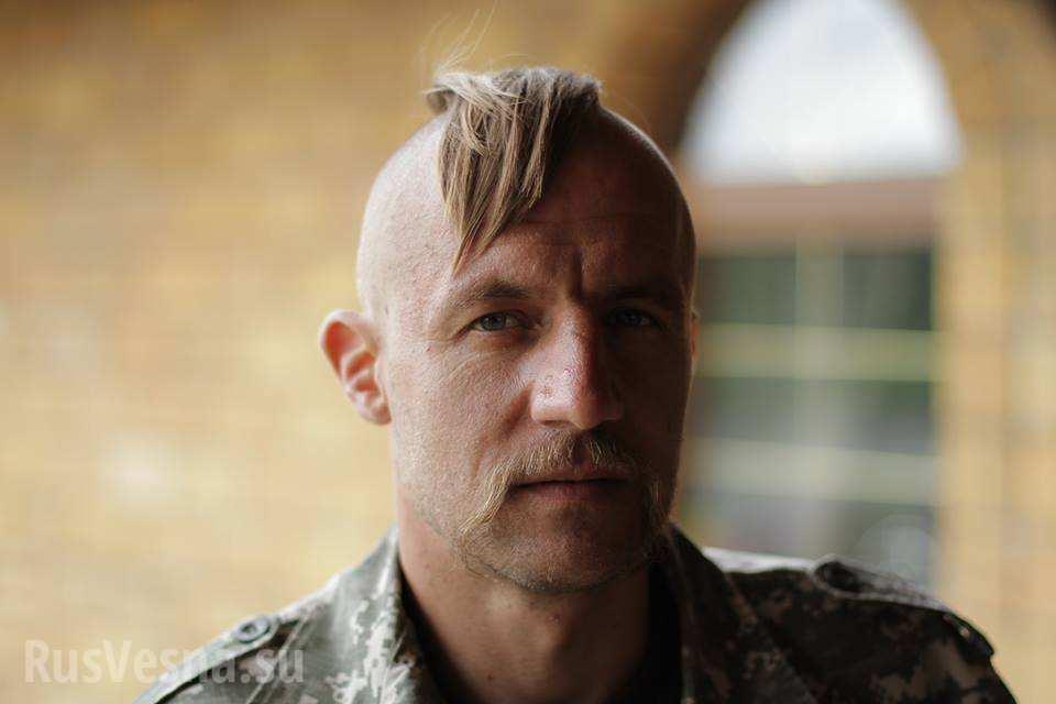 Нардеп Гаврилюк напал на журналиста и разбил ему телефон (ВИДЕО)