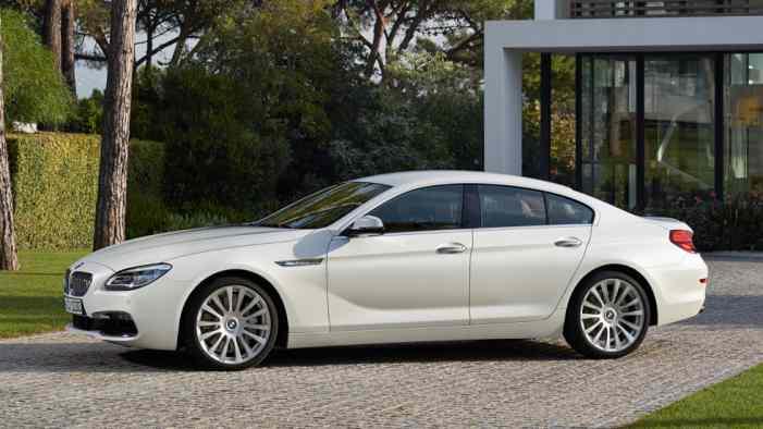 BMW 6 Series Coupe отправили в отставку