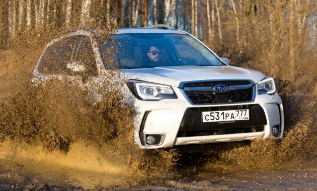 Subaru Forester и Outback 2016 м.г. продаются в России со скидкой
