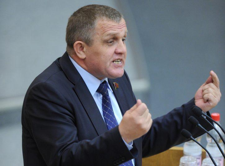 В Госдуме утверждают, что в Крыму и Севастополе растут антироссийские настроения