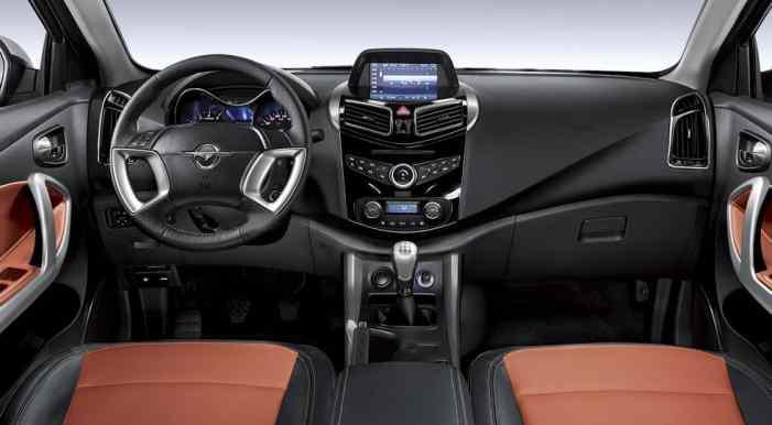 Кроссовер Haima S5 будет доступен с новым турбомотором
