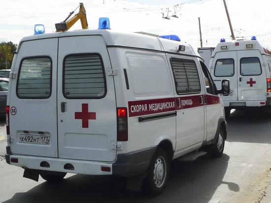 В Москве иномарка снова сбила коляску с младенцем