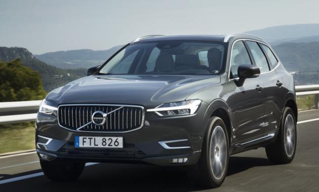 Новый Volvo XC60 могут начать выпускать в России