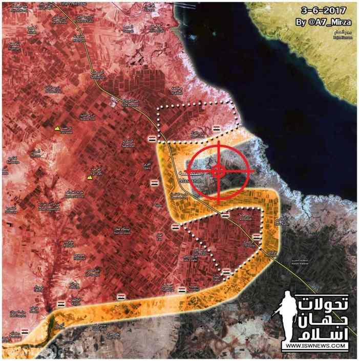 МОЛНИЯ: Котел зачищен, ВКС РФ и «Тигры» освободили последнюю крепость ИГИЛ в Алеппо (+ВИДЕО, ФОТО, КАРТА)