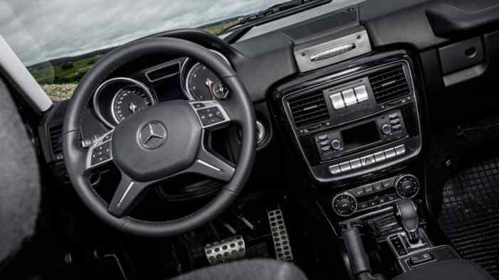 Новый Mercedes-Benz G-Class: появилась новая информация