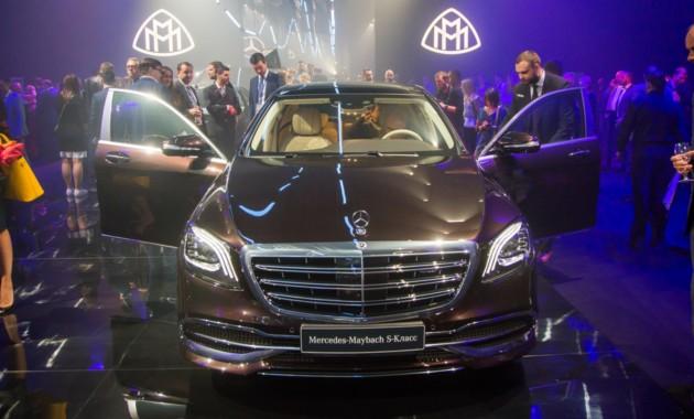 Mercedes-Benz озвучил рублевые цены на обновленный S-Class