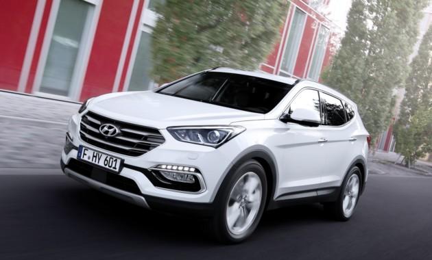 Сроки дебюта нового Hyundai Santa Fe