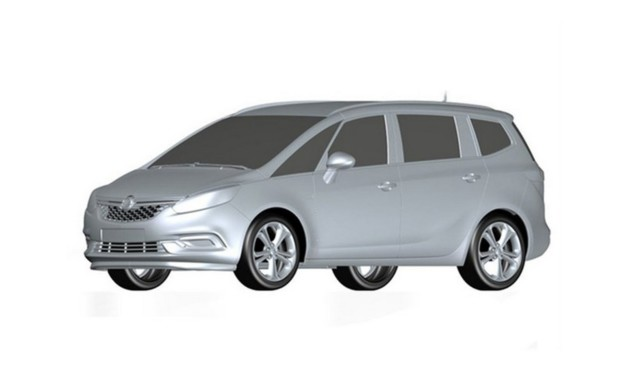 Рассекречен дизайн компактвэна Buick GL6
