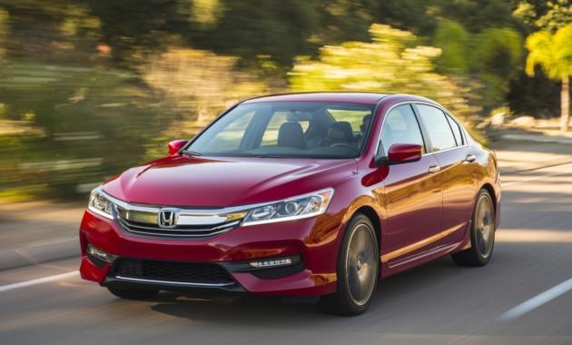 Honda Accord нового поколения дебютирует уже в этом году