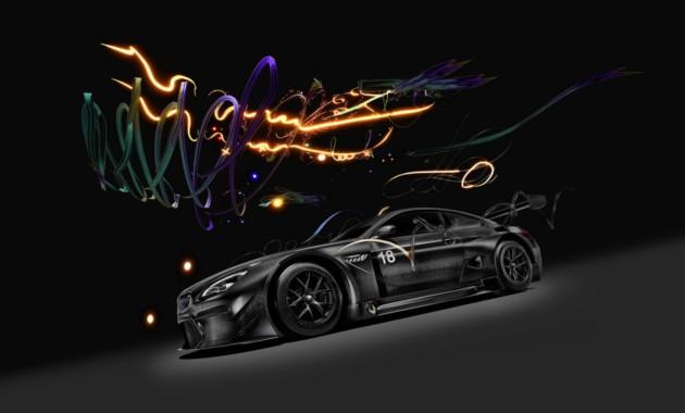 Коллекция BMW Art Car пополнилась новым экземпляром