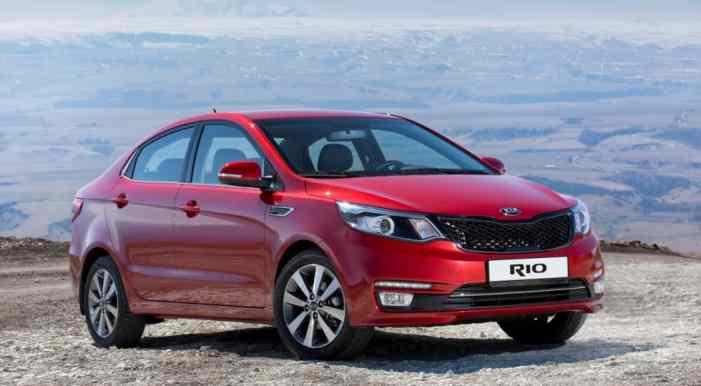 Kia снова нарастила продажи в России