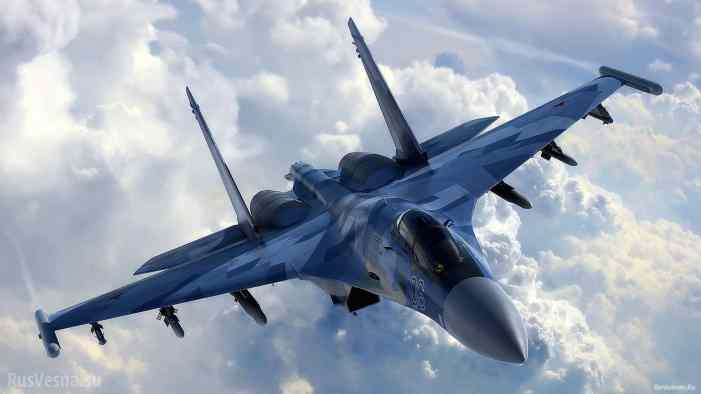 В НАТО прокомментировали перехват бомбардировщика B-52 истребителем ВКС РФ над Балтикой