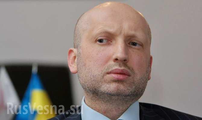 Турчинов назвал «неслучайным» совпадение кибератаки иубийства командира украинской разведки