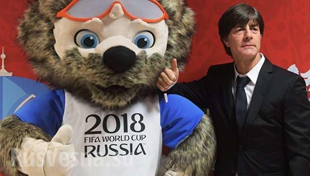«Нас приняли исключительно радушно, условия прекрасные», — главный тренер сборной Германии оРоссии