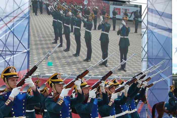 В Подмосковье спортсмены-стрелки выявят сильнейшего в мире в военной дисциплине