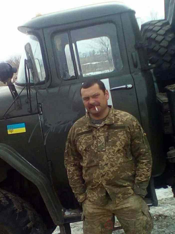 На Донбассе погиб одессит — младший сержант ВСУ
