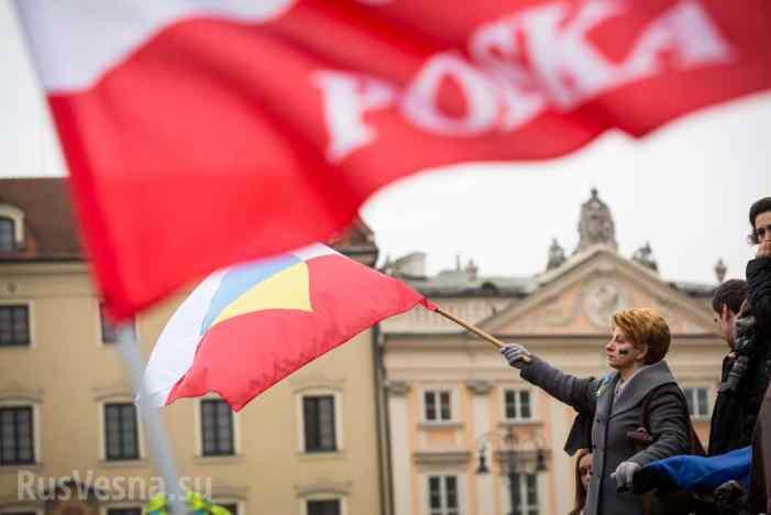 Почему Польша показала антибандеровский оскал