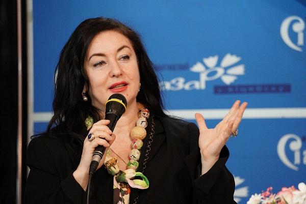 Тамара Гвердцители: Для женщины важно иметь профессию!