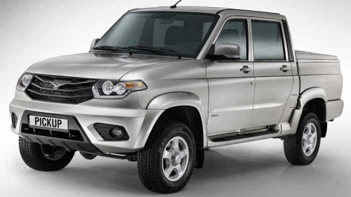 Toyota Hilux – самый популярный пикап в России