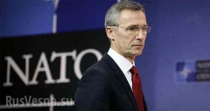Генсек НАТО открыл вКиеве новый офис альянса
