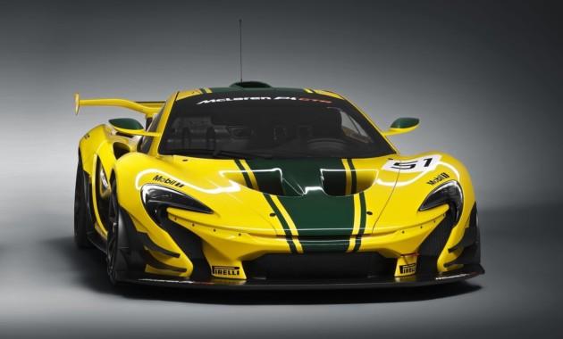 McLaren в текущем году представит новый гиперкар