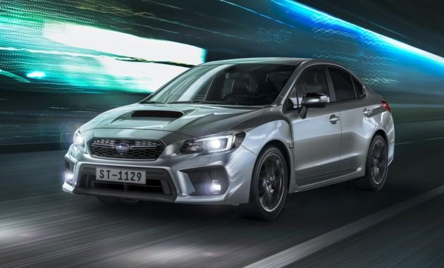 Subaru WRX вернулся на российский рынок. Известны цены