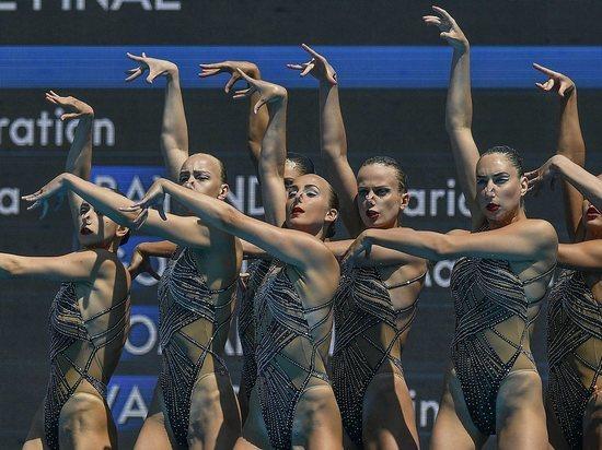 «Золотое» для России синхронное плавание переименовали в артистическое