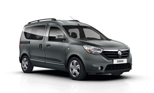 В этом году в России начнутся продажи Renault Dokker